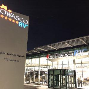 Owasco New Facility in Clarington